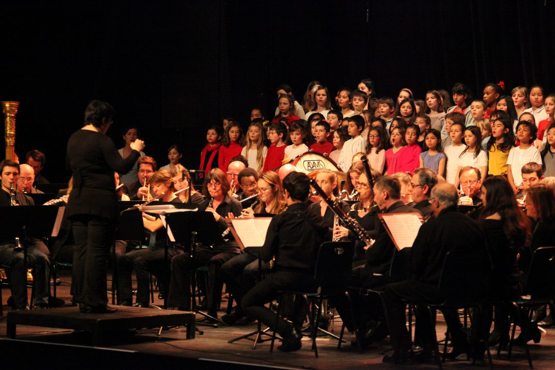 Concert du Conservatoire George-Gershwin
