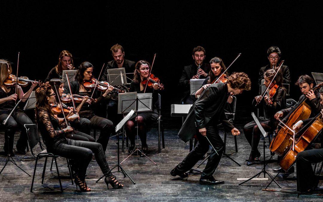 Nicolas Krauze : « La musique classique, il n'y a rien de plus moderne »