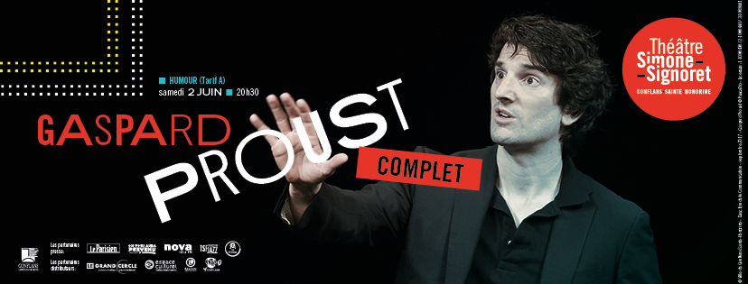 GASPARD PROUST (COMPLET)