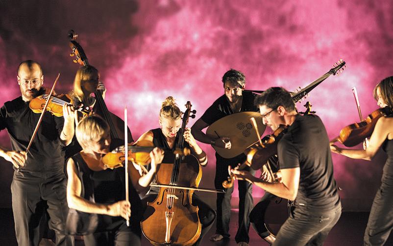 Vivaldi Piazzola – saisons d'un rivage à l'autre